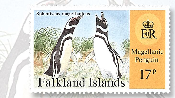 falkland-islands-magellanic-penguins-stamps