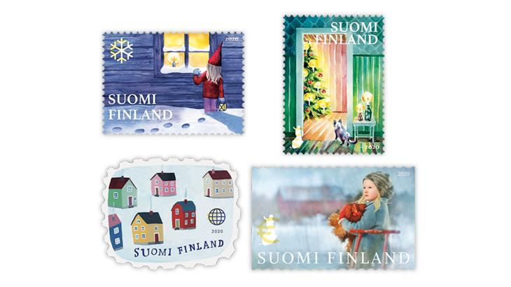 finland-2020-christmas-winter-stamps