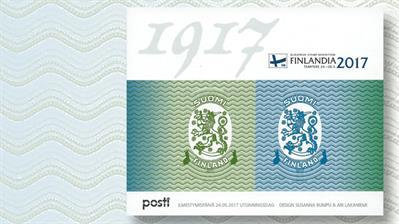 finnish-souvenir-sheet