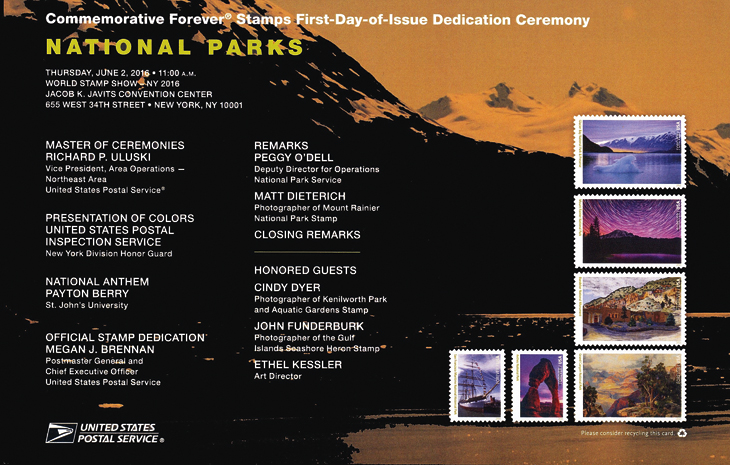 first-day-ceremony-program-national-parks