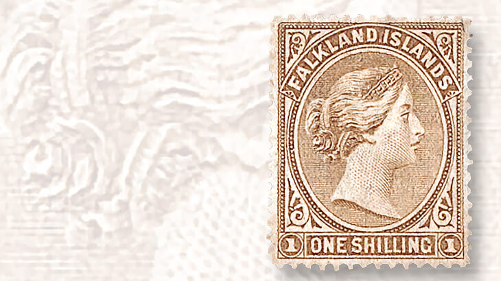 first-falkland-islands-queen-victoria-stamps