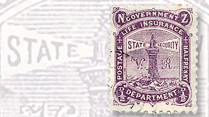 first-new-zealand-government-life-insurance-department-stamp