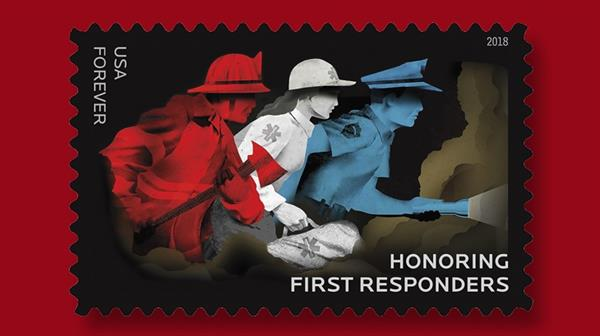 first-responders-stamp-issue-date