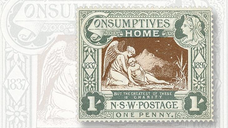 first-semipostal-stamp