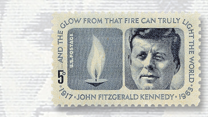 Why You Might Want To Sell Your JFK And Eternal Flame Stamps