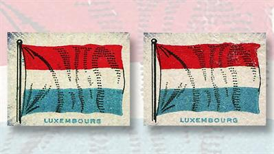 five-cent-luxembourg-stamp