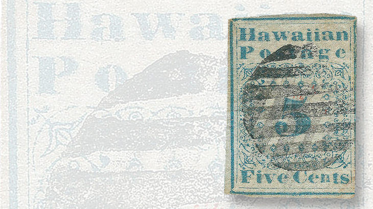 five-cent-type-ii-hawaii-missionary-stamp