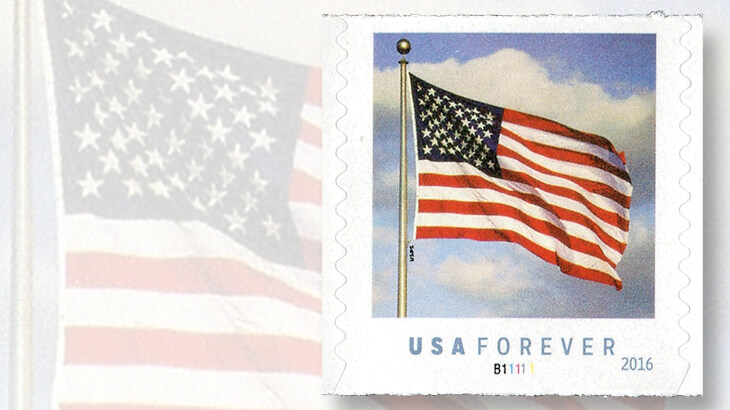 flag-forever-stamp-bearing-new-plate-number
