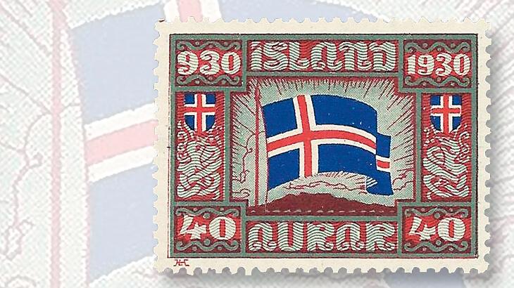 flag-of-iceland-stamp