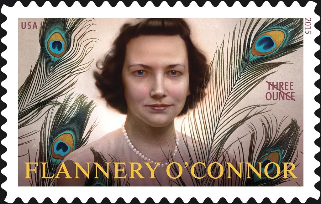flannery-oconnor-no-soak-stamp-2015