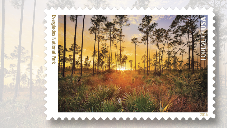 florida-everglades-national-park-stamp