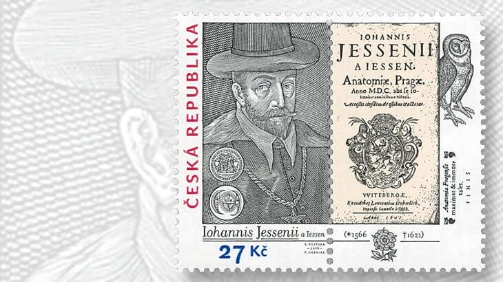 four-country-jan-jessenius-joint-issue