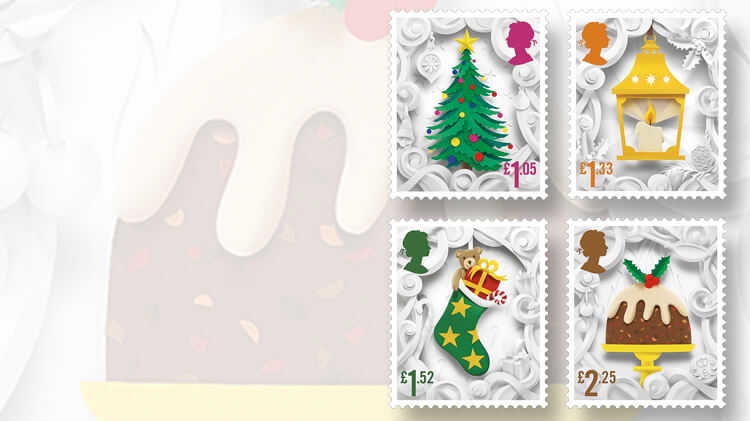 four-denominated-royal-mail-christmas-stamps