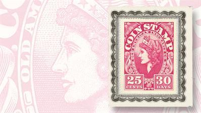 frame-surrounding-coin-stamp-cinderella