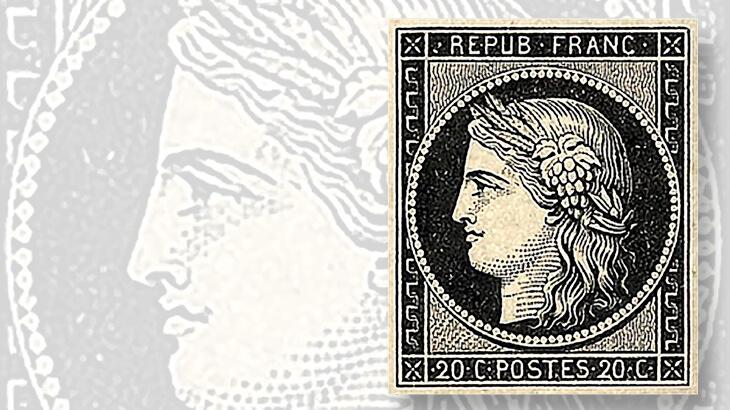 france-ceres-stamp-design