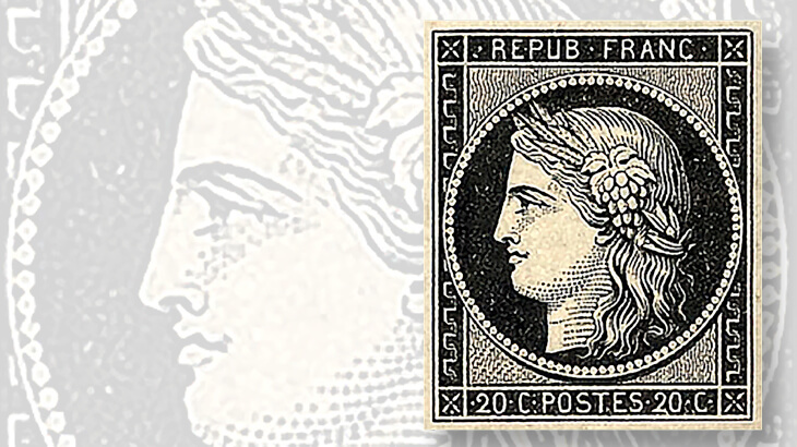 france-ceres-stamp-design