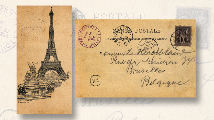 france-eiffel-tower-1889-postcard