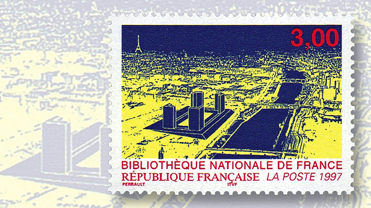 france-eiffel-tower-1996-national-library