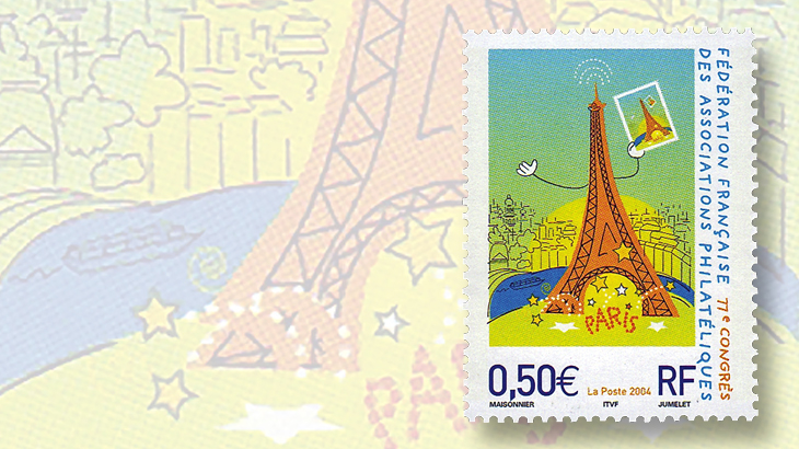 france-eiffel-tower-philatelic-congress