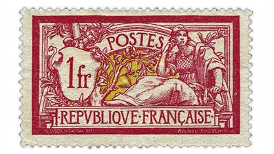 france-liberty-peace-stamp-luc-olivier-merson