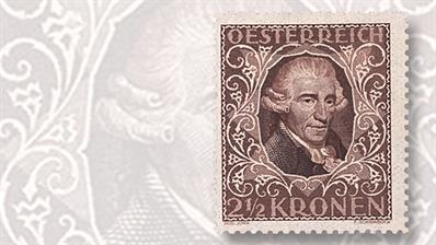 franz-joseph-haydn-austria-semipostal