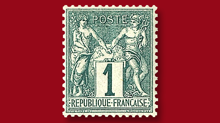 french-peace-commerce-stamp
