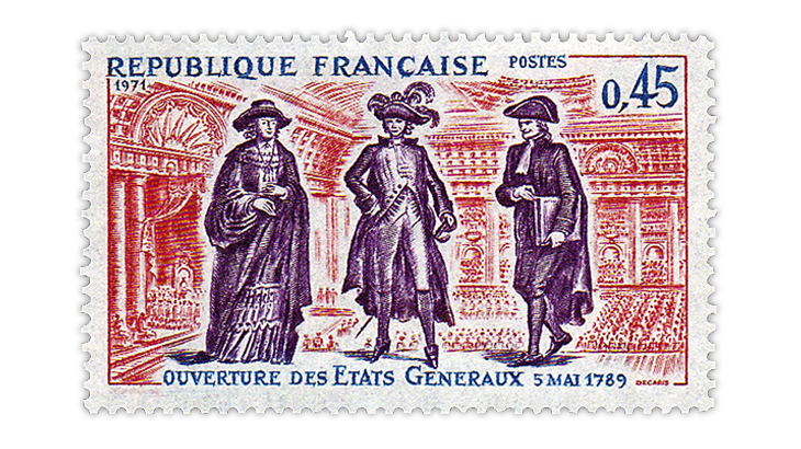 The French Revolution brought radical change and reform