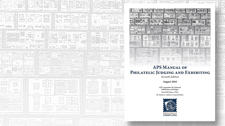 front-page-of-the-revised-aps-manual-of-philatelic-judging-exhibiting