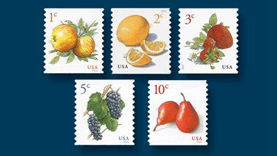 fruit-series-stamps