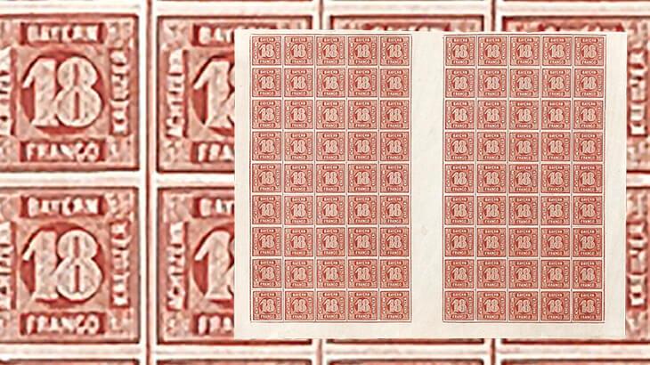 full-mint-sheets-classic-bavaria-stamps