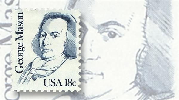 george-mason-great-americans-stamp