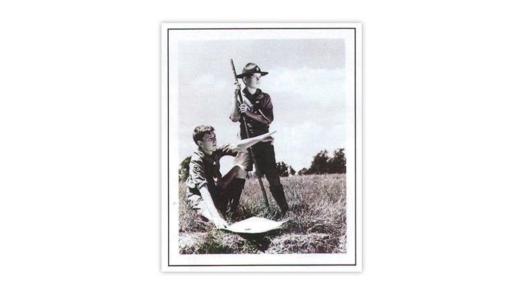 george-russell-1948-scout-field-book-photograph