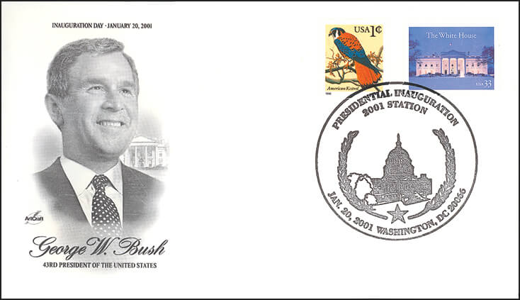 george-w-bush-inauguration-cover