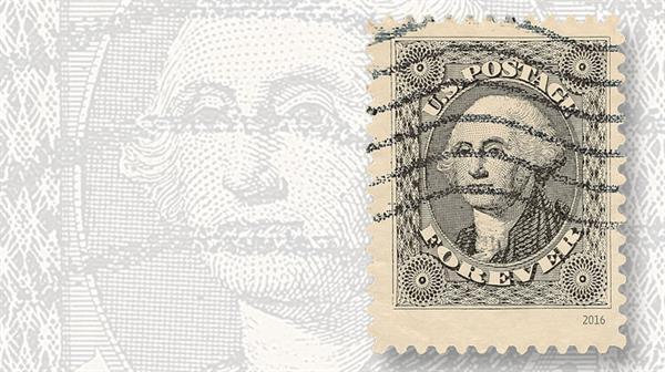 george-washington-classics-forever-stamp