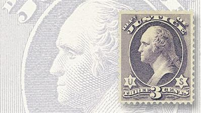 george-washington-justice-department-official-stamp