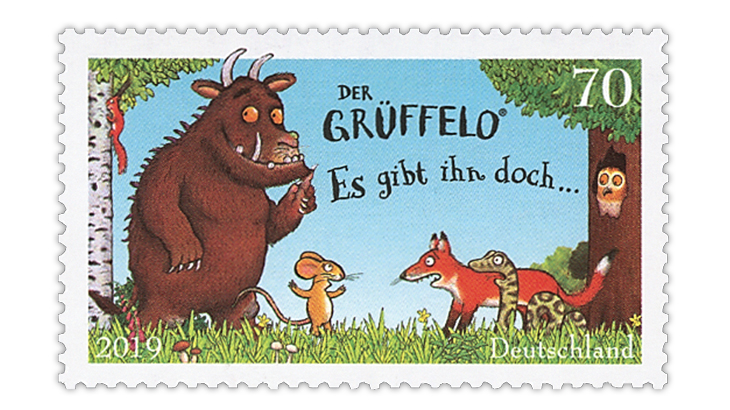 germany-2019-gruffalo-stamp