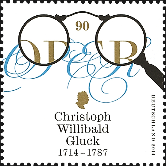 germany-christoph-willibald-gluck-stamp-asiago-creativity-award-2014