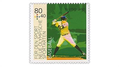 germany-olympics-baseball-postage-stamp