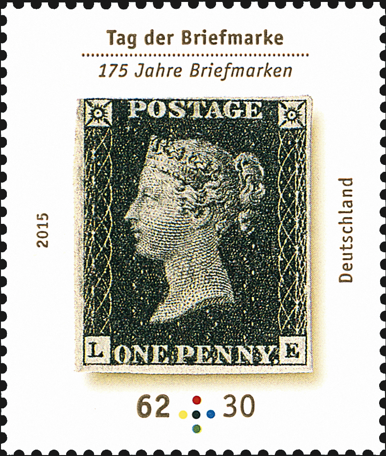 germany-penny-black-175th-anniversary-stamp-2015