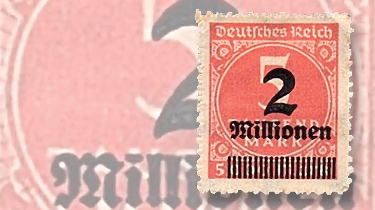 germany-surcharge-stamp-hyperinflation-1923