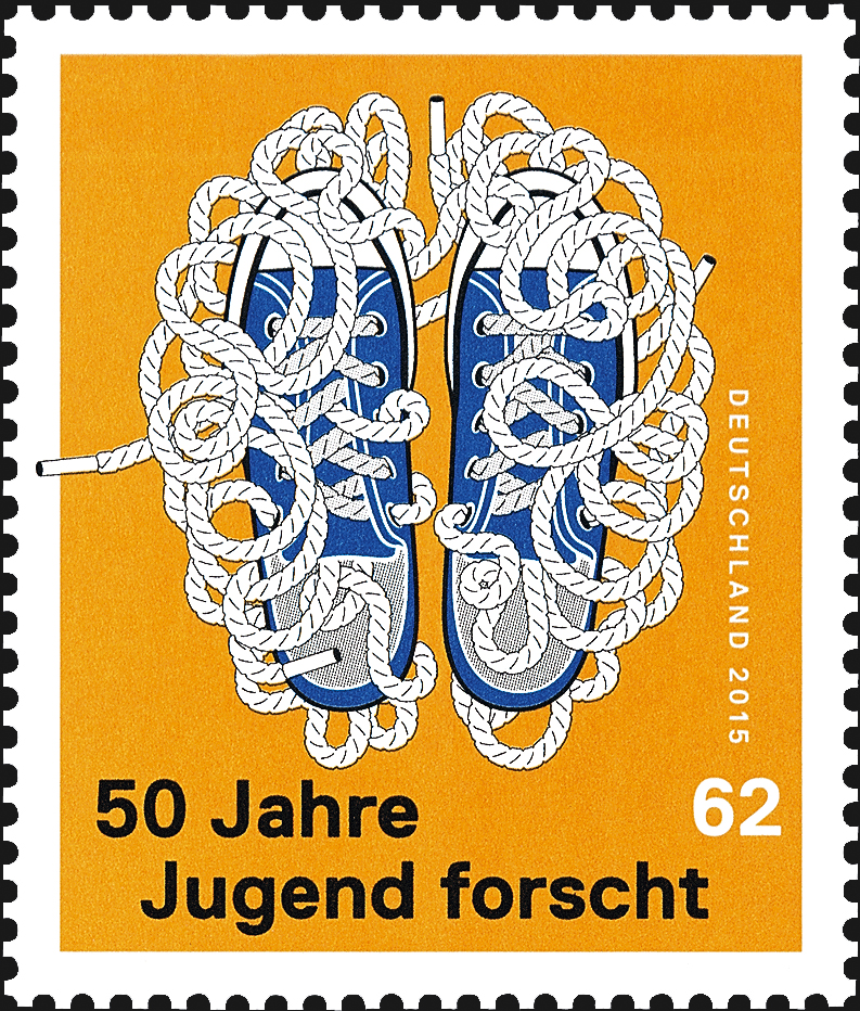 germany-young-scientists-stamp-2015