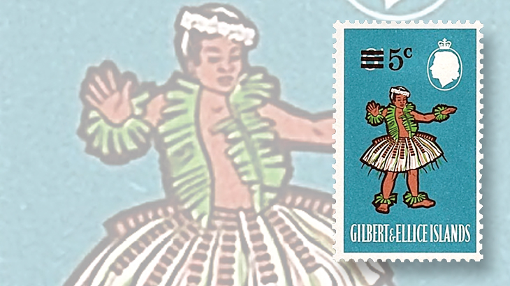 gilbert-and-ellice-islands-surcharge-stamp-1966