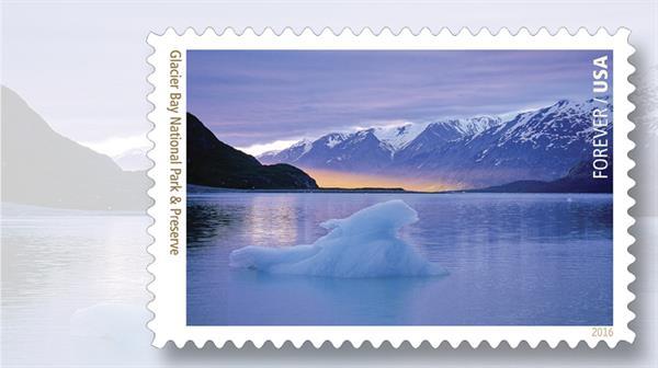 glacier-bay-national-park-alaska-stamp