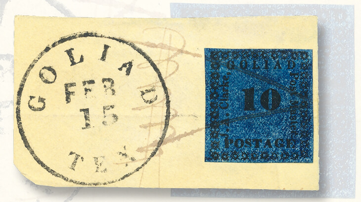 goliad-texas-provisional-stamp