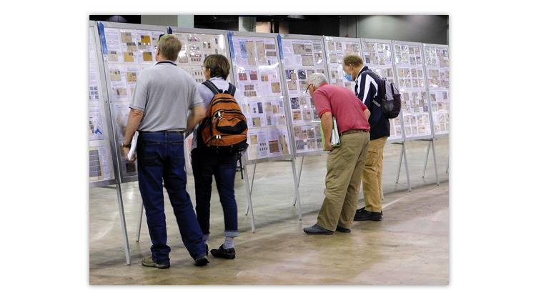 great-american-stamp-show-2021-exhibits