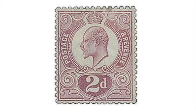 great-britain-1910-king-edward-vii-tyrian-plum-stamp