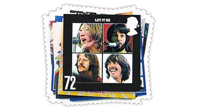 great-britain-2007-beatles-let-it-be-album-cover-stamp