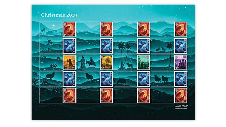 great-britain-2019-christmas-pane