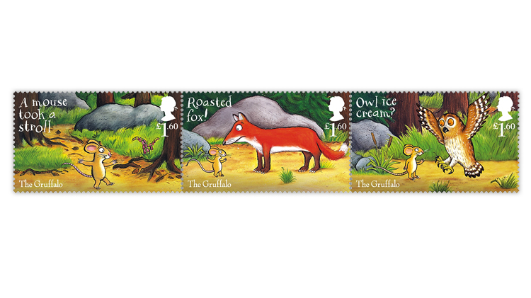 great-britain-2019-gruffalo-childrens-book-stamps