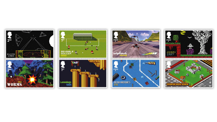 great-britain-2020-classic-video-games-stamps